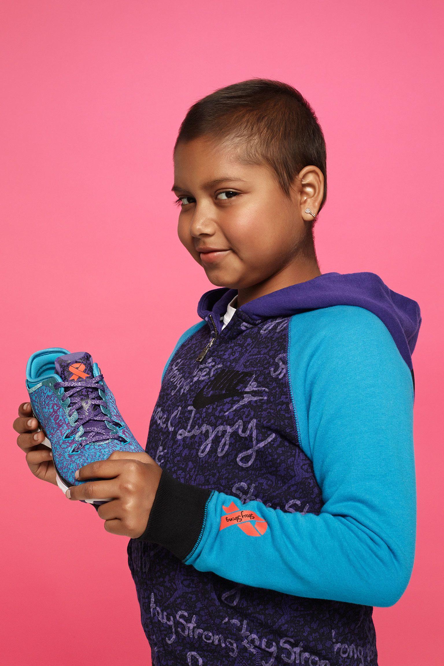 Women's Nike Free 5.0 TR Fit Doernbecher 'Ultraviolet & Blue Lagoon'