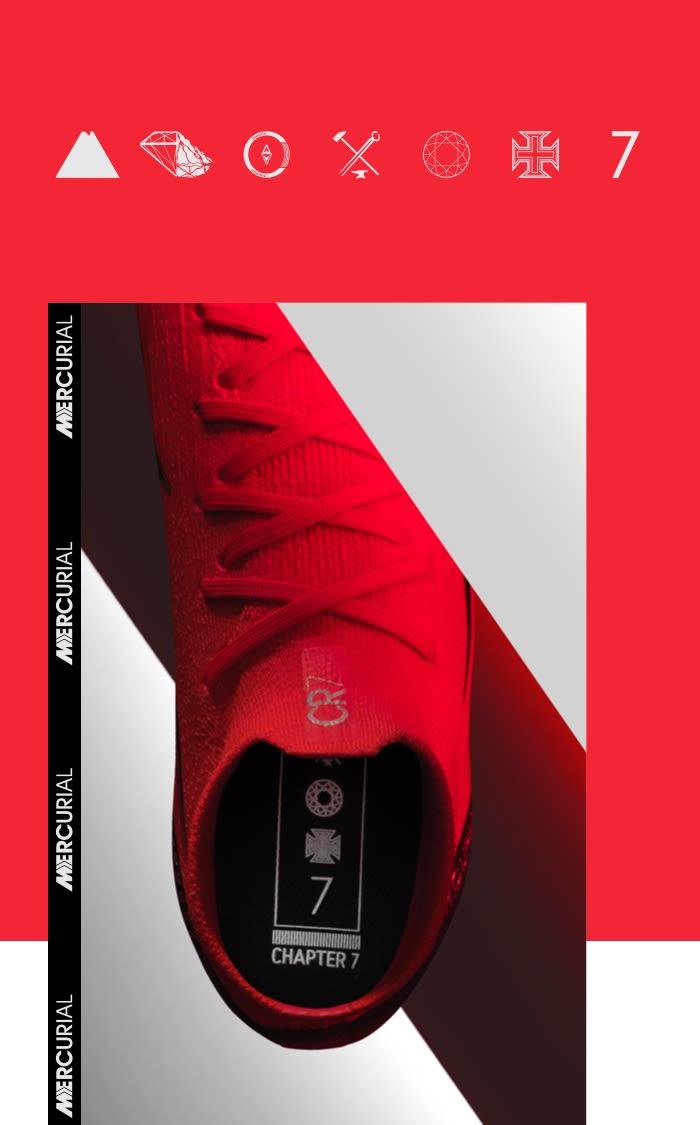 2674a7e6da Chapter 7 Mercurial Superfly 360 Elite CR7 FG. Nike.com