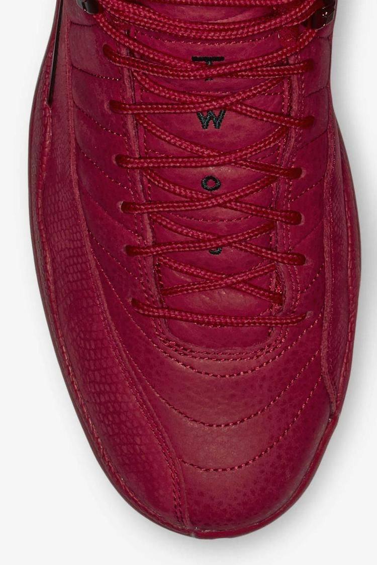 Air Jordan 12 Retro 'Gym Red & Black' Release Date