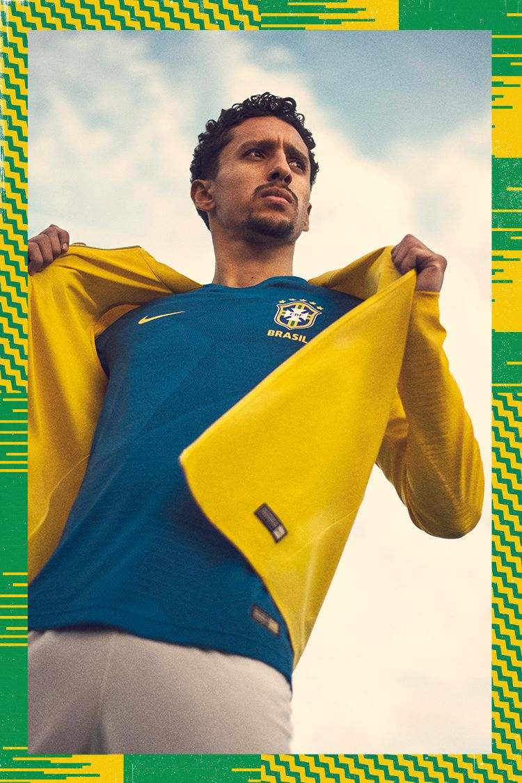 2018 Brasil National Team Collection