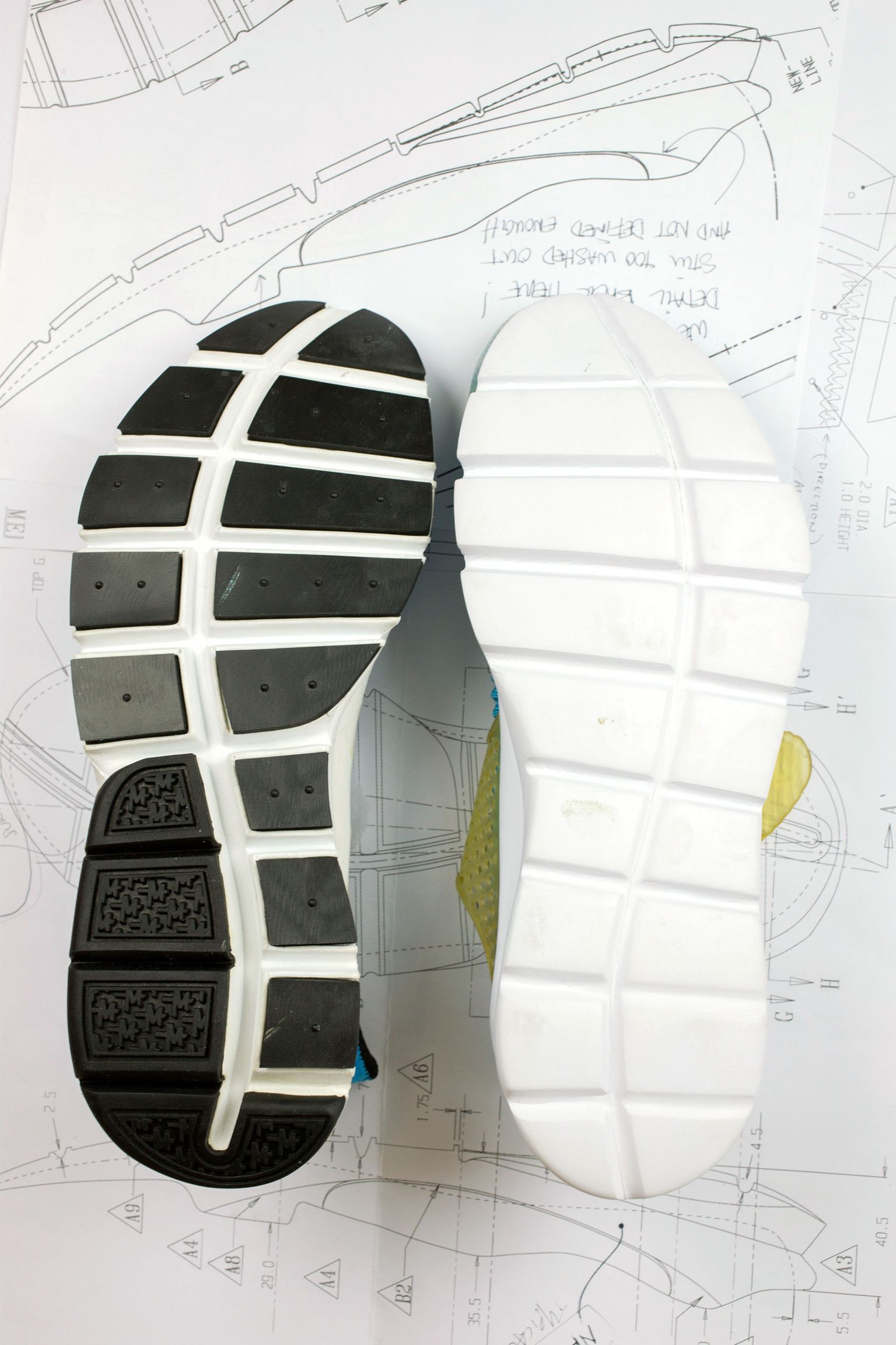 Dentro la scarpa: Nike Sock Dart