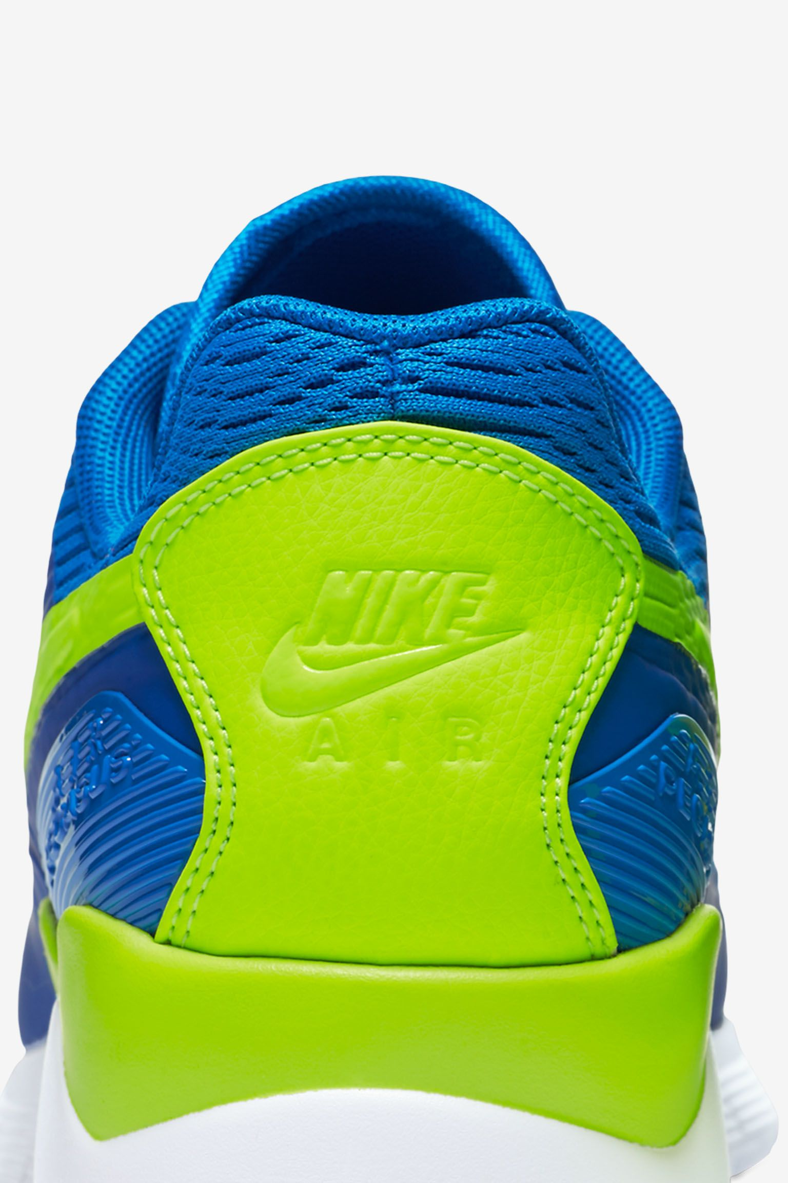 Women's Nike Air Pegasus '92 'International' Blue & Volt