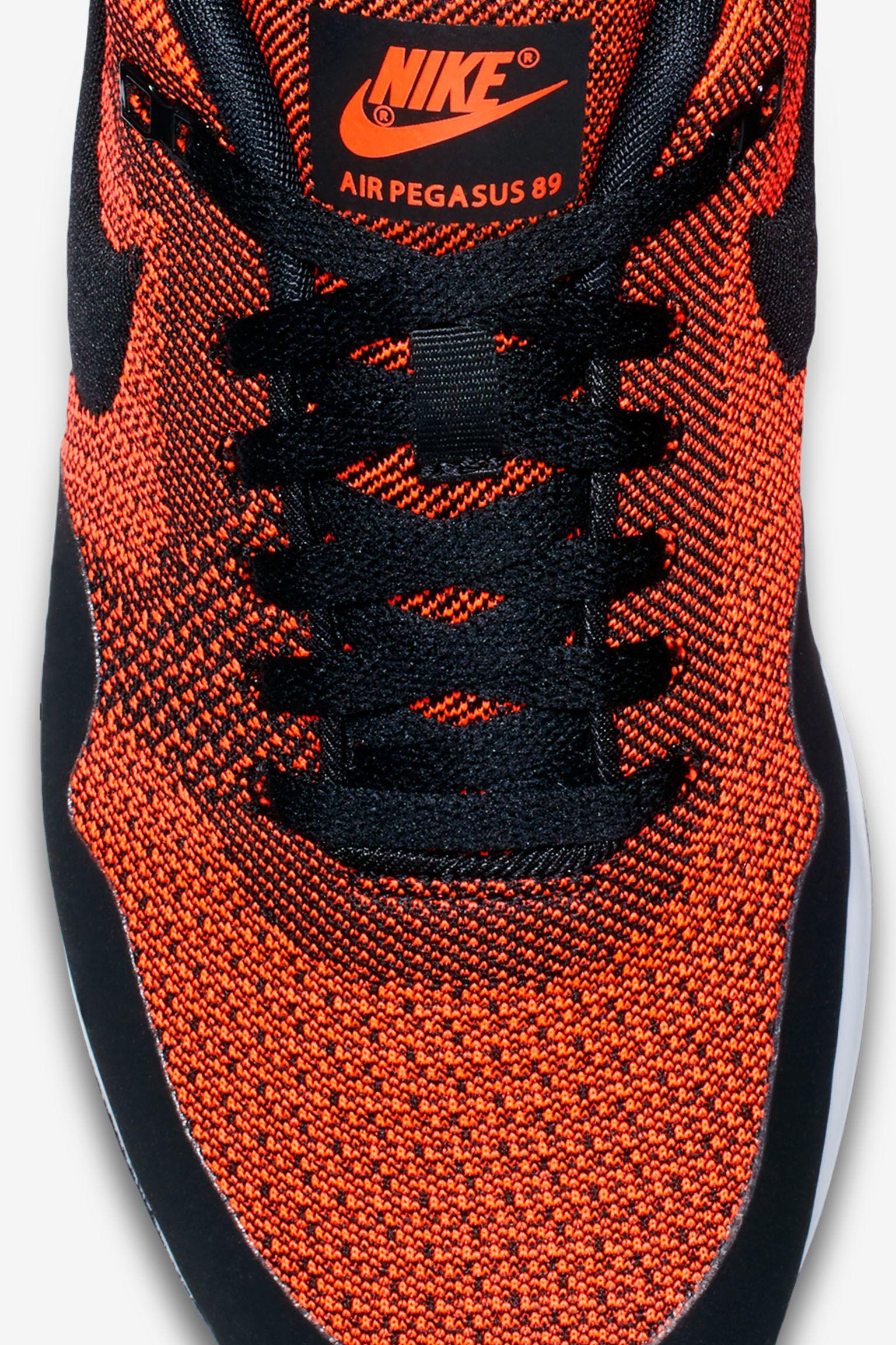 Nike Air Pegasus 89 Jacquard 'Crimson'
