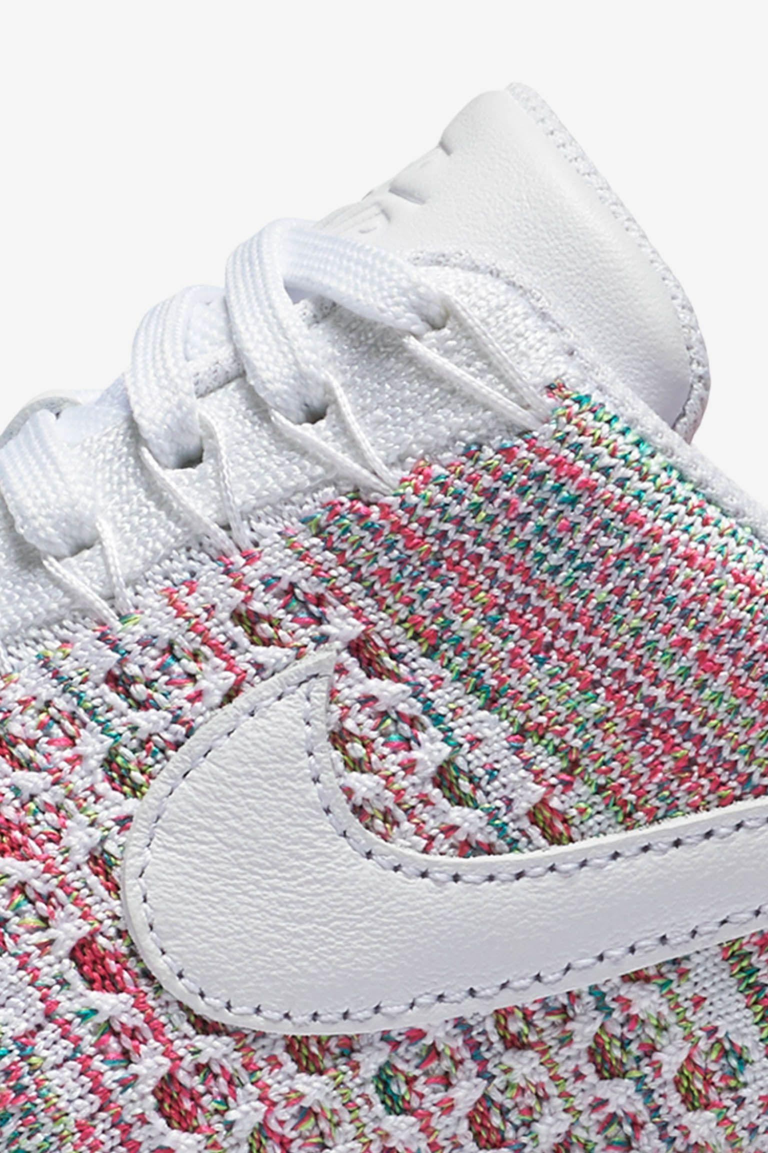 Women's Nike Air Force 1 Ultra Flyknit Low 'Radiant Emerald' Release Date