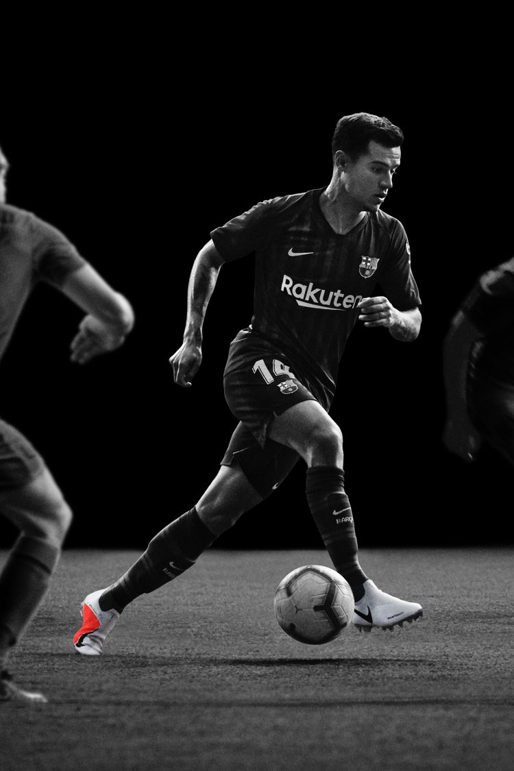 Hear Coutinho's thoughts on Nike Football's latest drop.