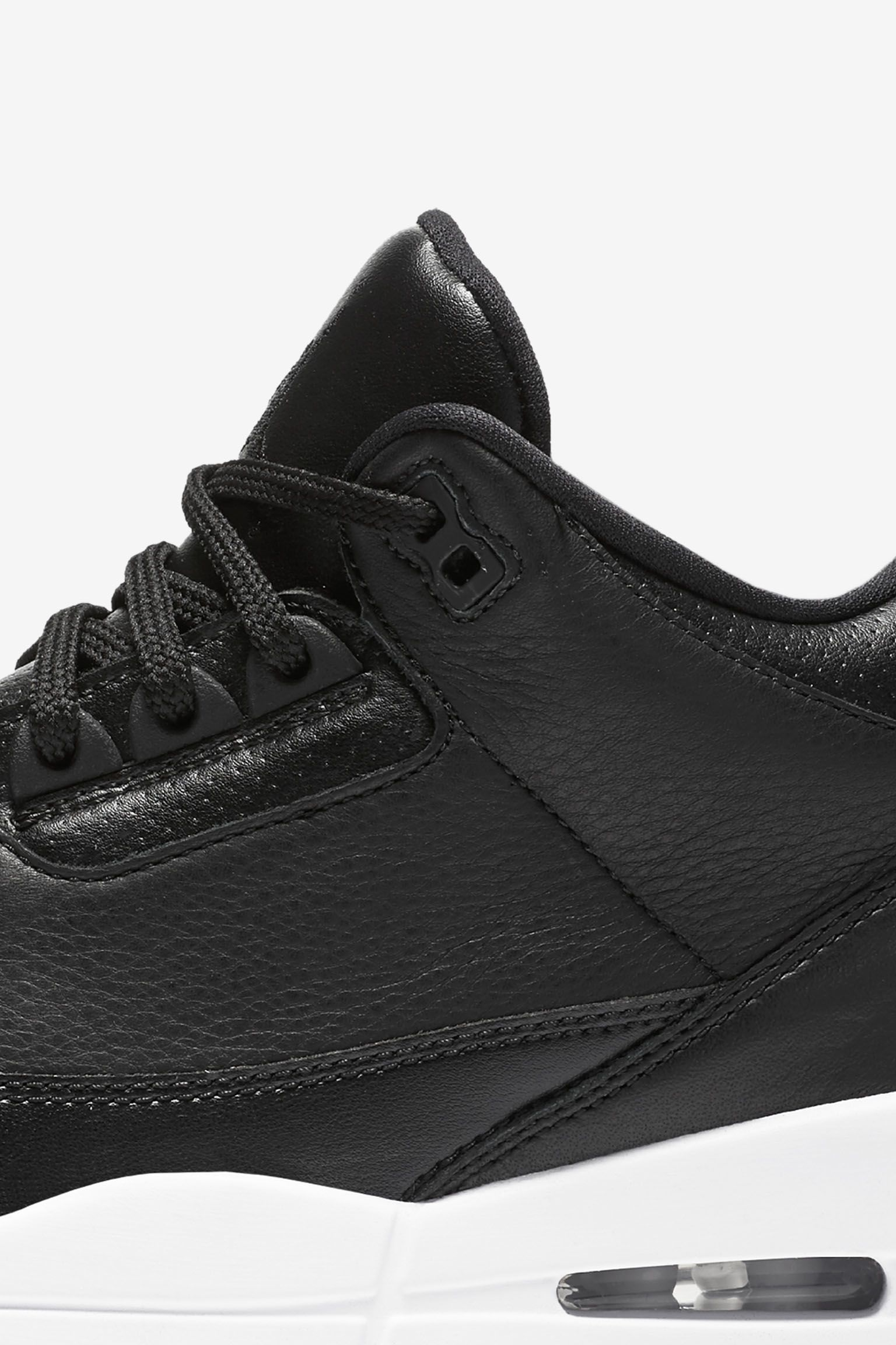 Air Jordan 3 Retro 'Black & White' Release Date