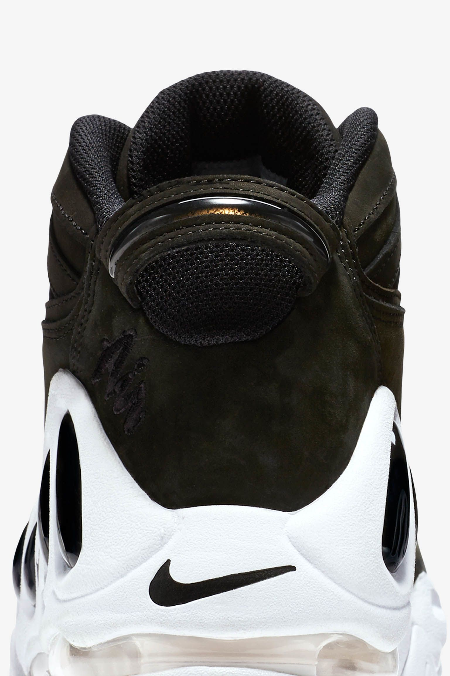 Nike Air Max Uptempo 97 'Black & White'