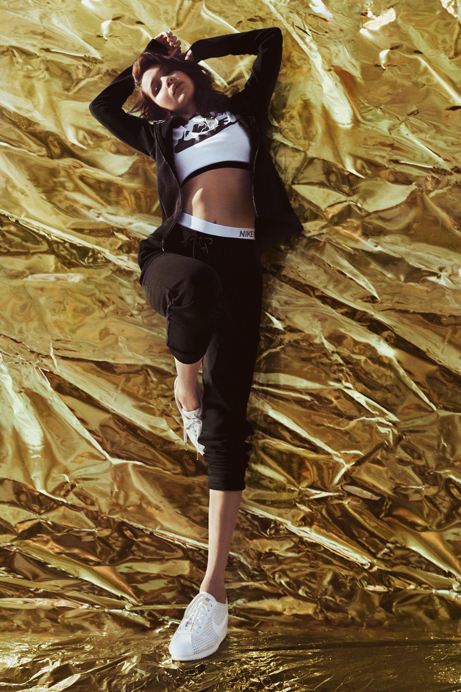 Women's Nike Cortez Classic Premium QS 'Summit White & Metallic Gold' Release Date