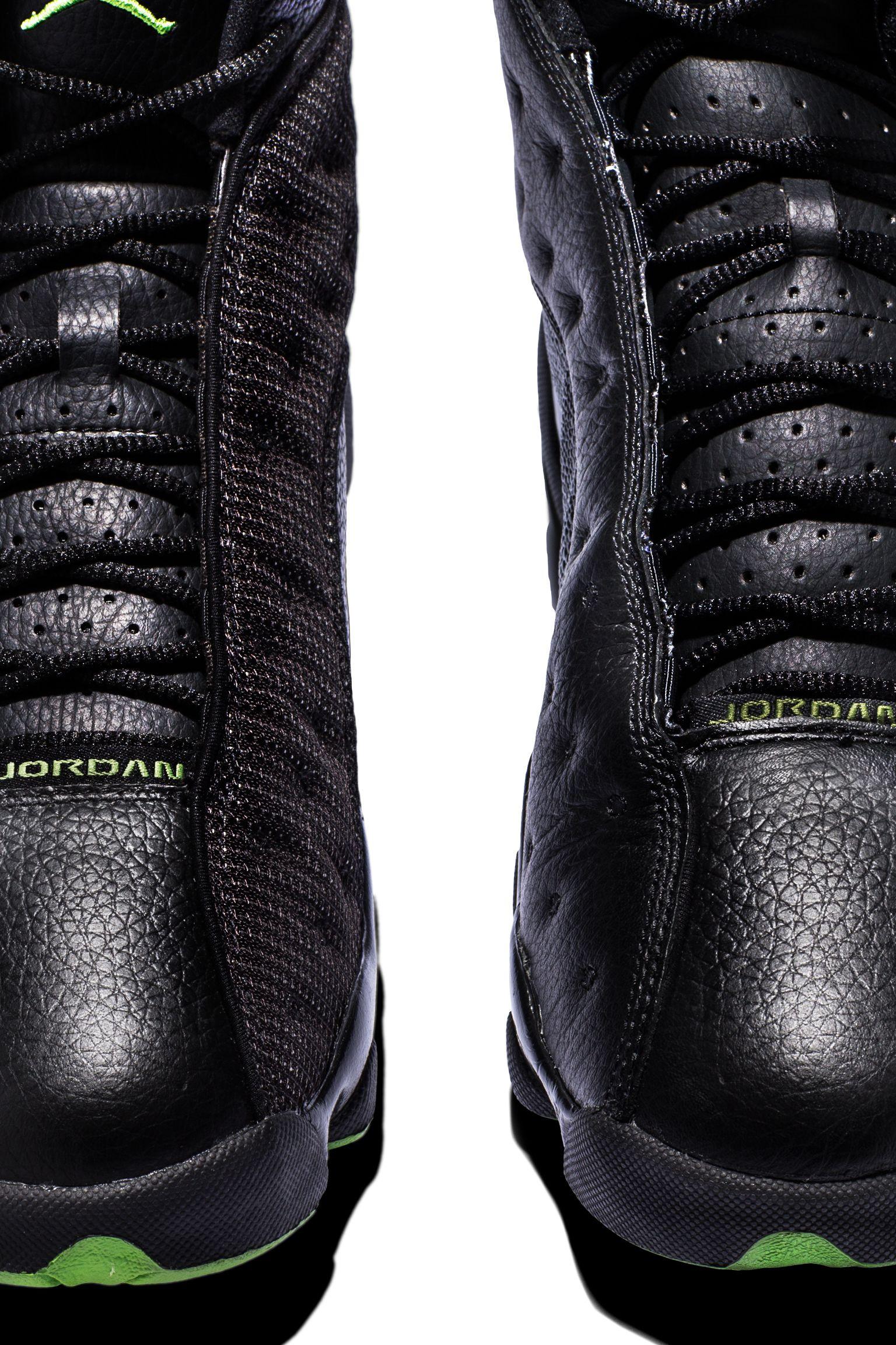 Inside The Vault  Air Jordan 13 Altitude Green. Nike+ SNKRS 2b28b6d38