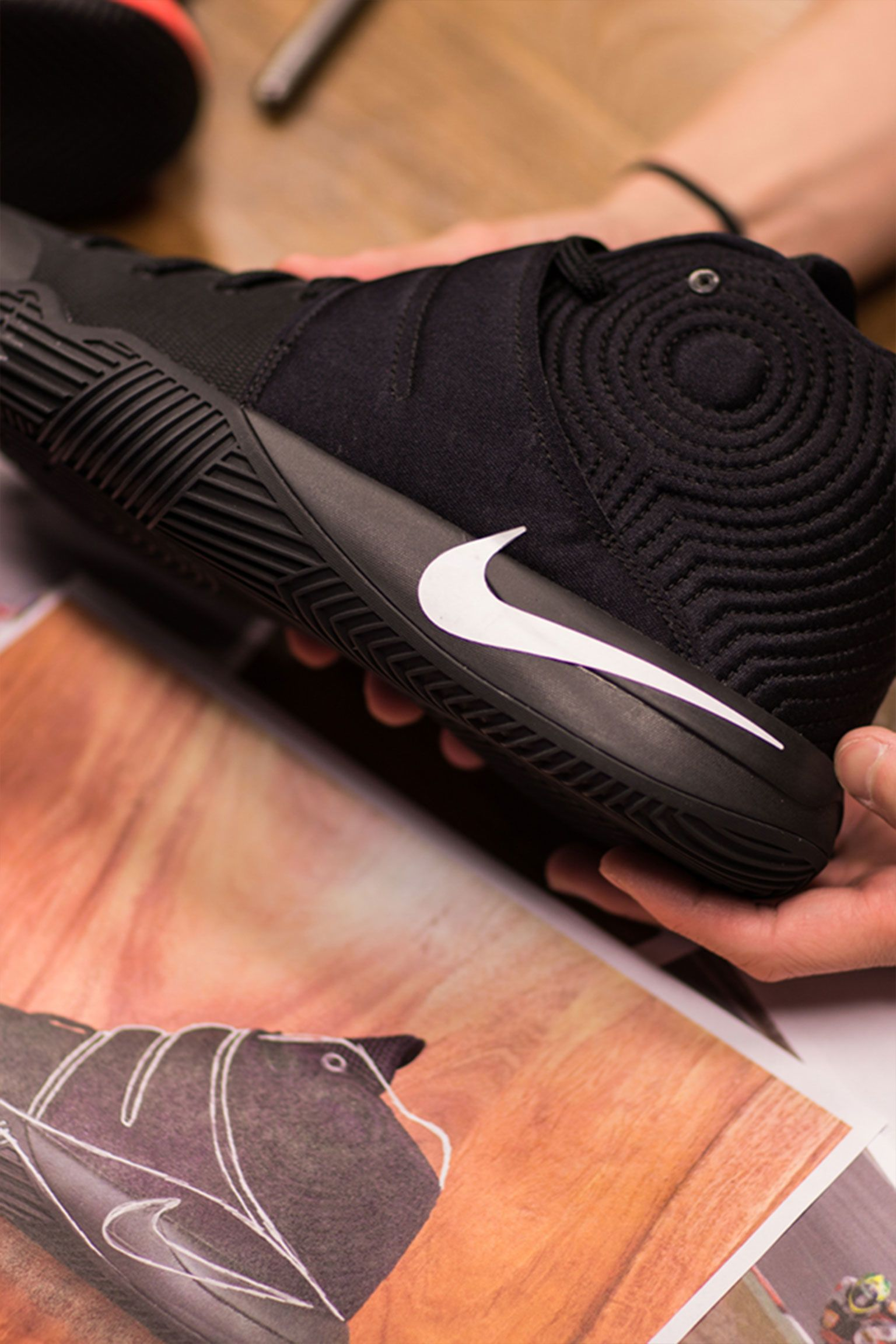 Behind the Design: Nike Kyrie 2