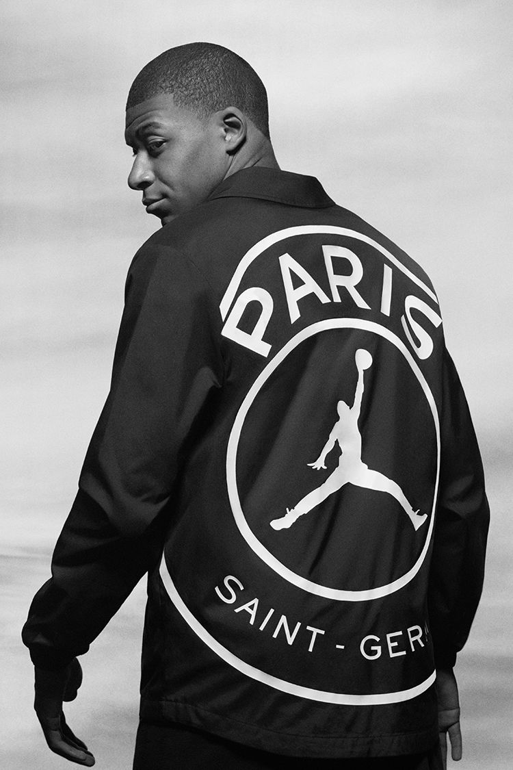 Jordan X Paris Saint-Germain Lifestyle Collection