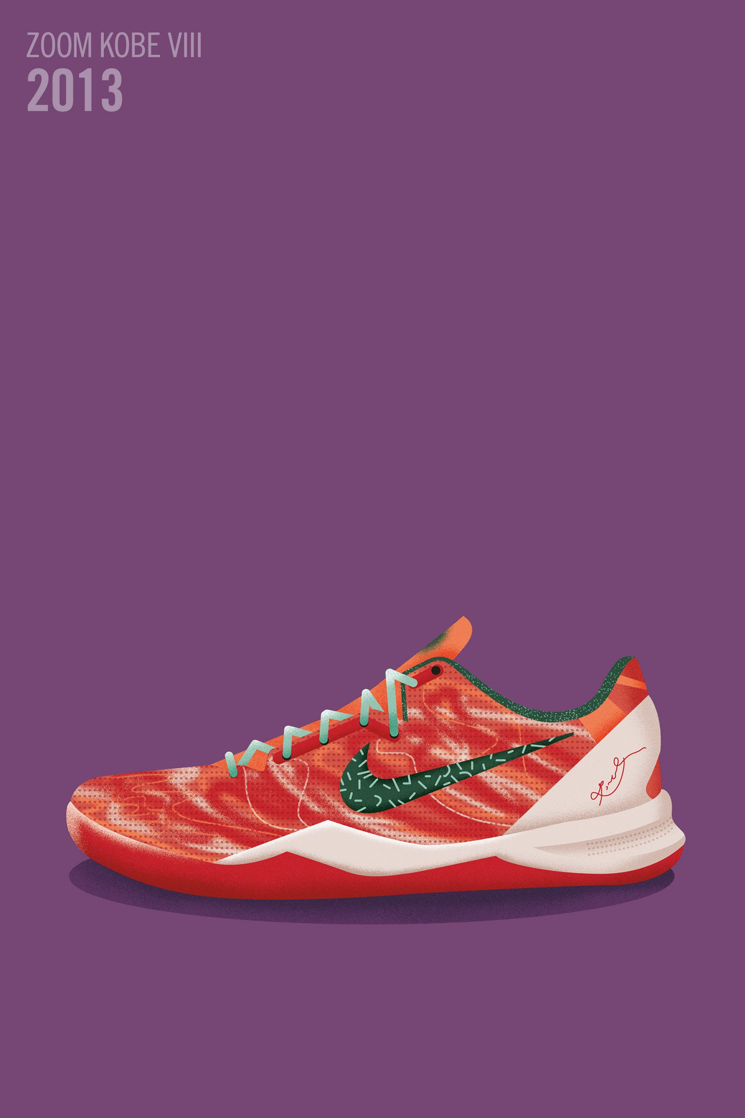 A sportcipők művészete: A Mamba fölénye