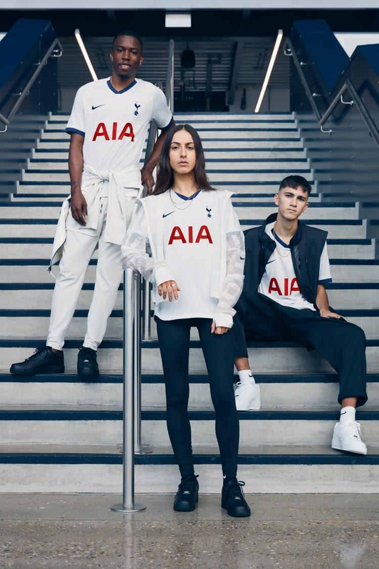 Tottenham Hotspur 2019/20 Stadium Home Jersey