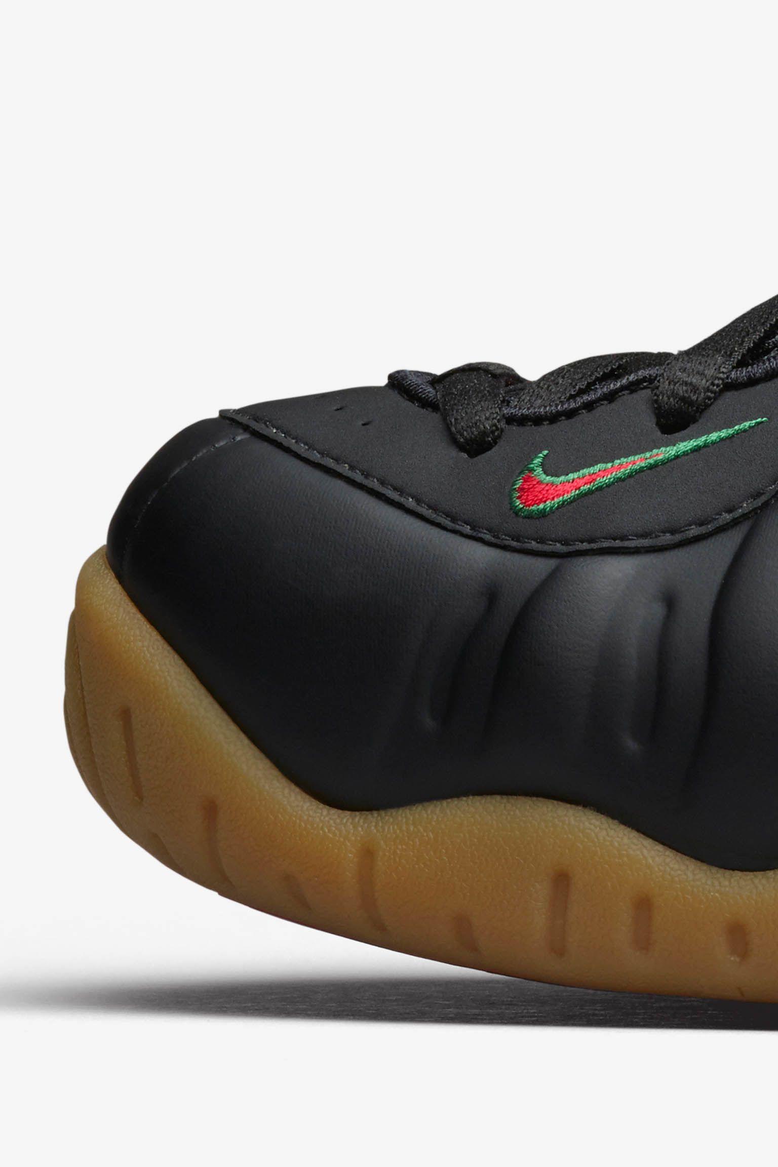 Nike Air Foamposite Pro 'Gorge Green' Release Date