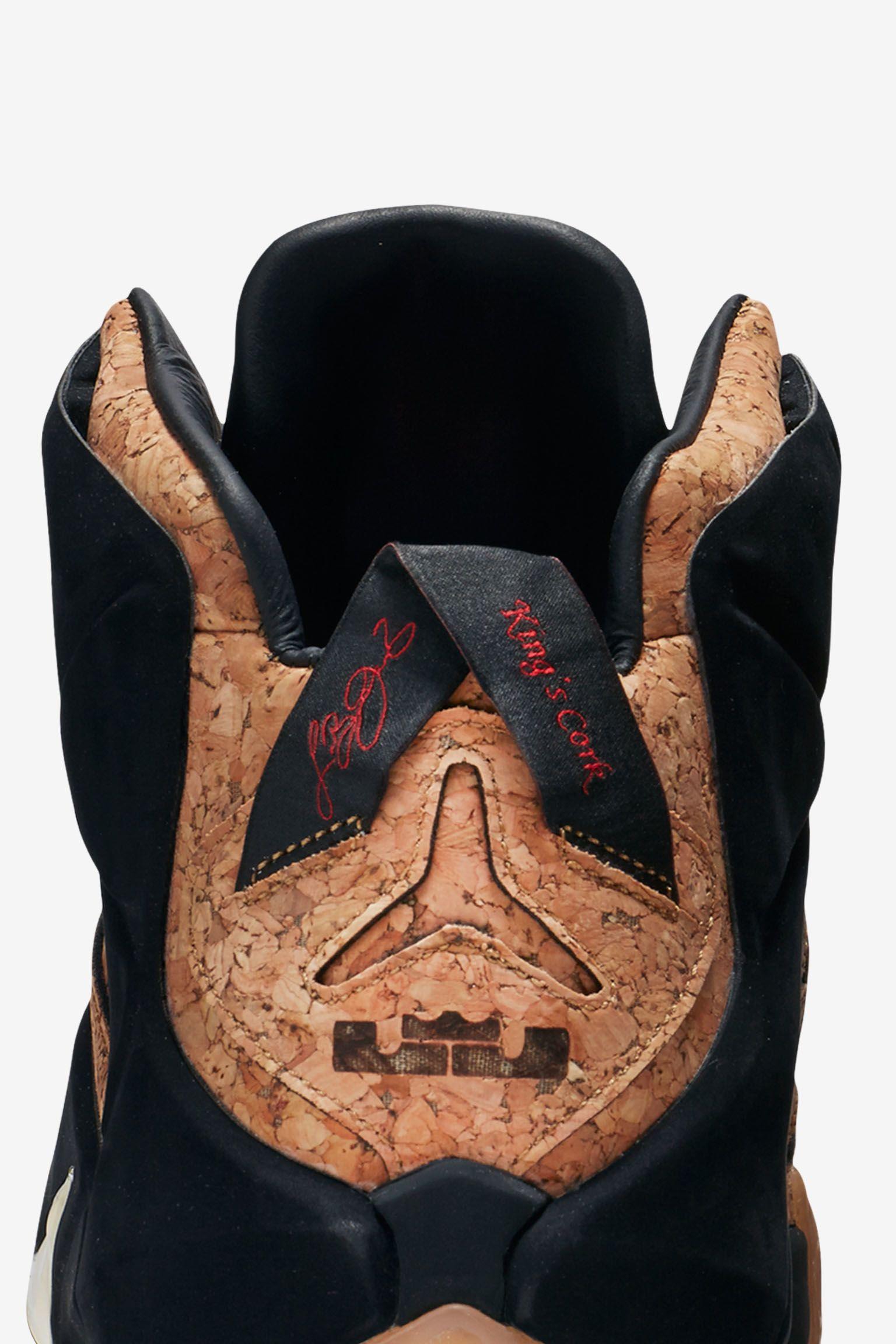 Nike LeBron 12 EXT Kings  Cork . Nike+ SNKRS cd82fc8fa8e6