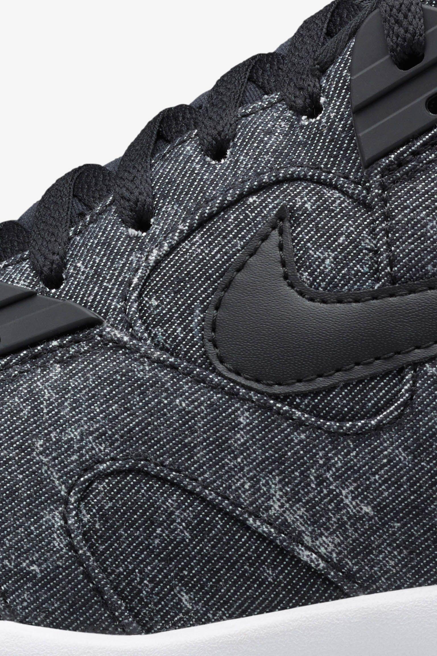 NikeCourt Air Tech Challenge 3 'Black Denim'