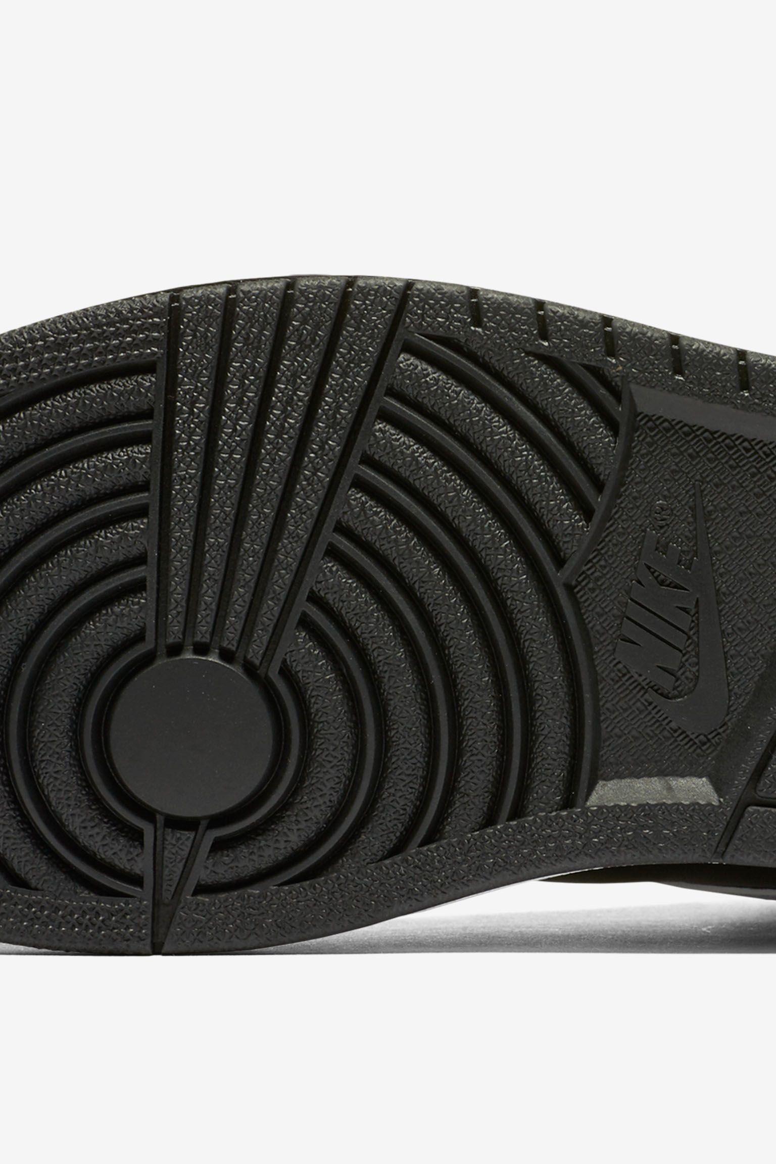 Air Jordan 1 Retro High OG 'Black & White' Release Date
