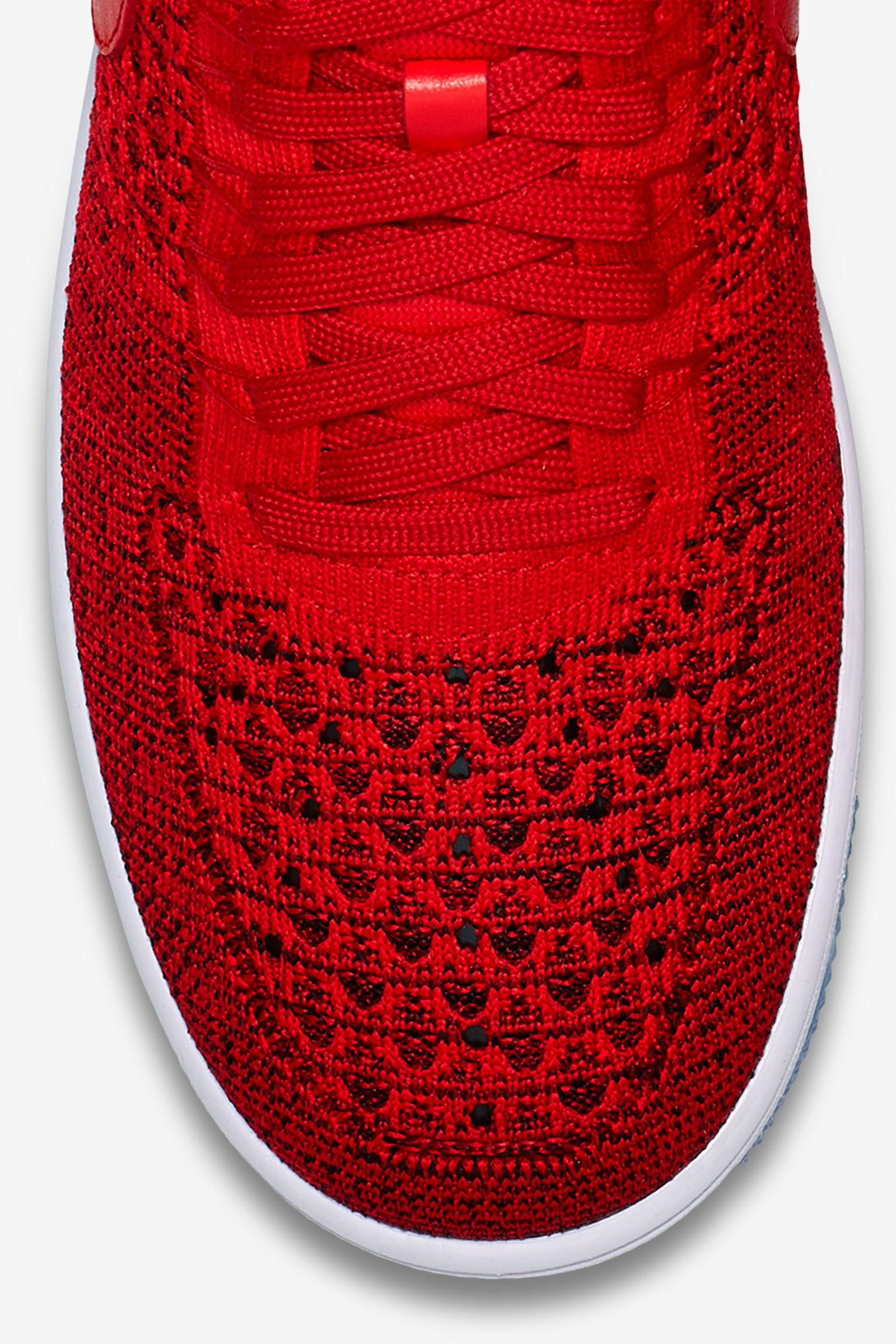 Nike Air Force 1 Ultra Flyknit Low 'University Red' Release Date