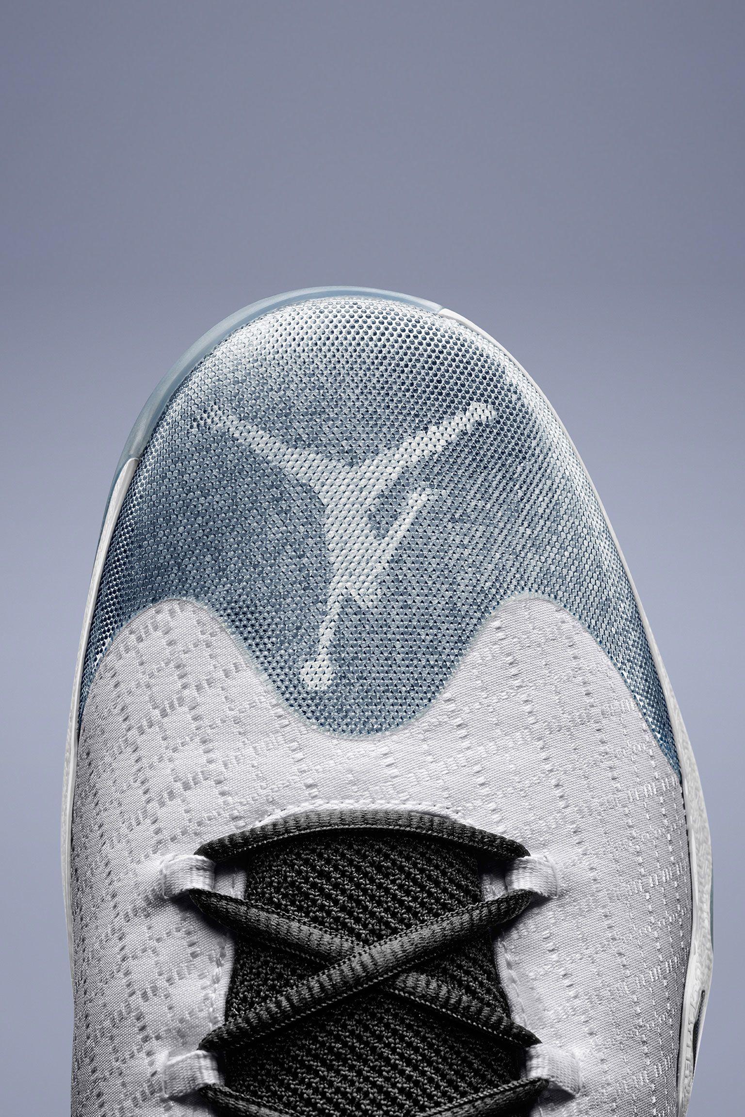 Air Jordan 30 'White & Black-Wolf Grey' Release Date