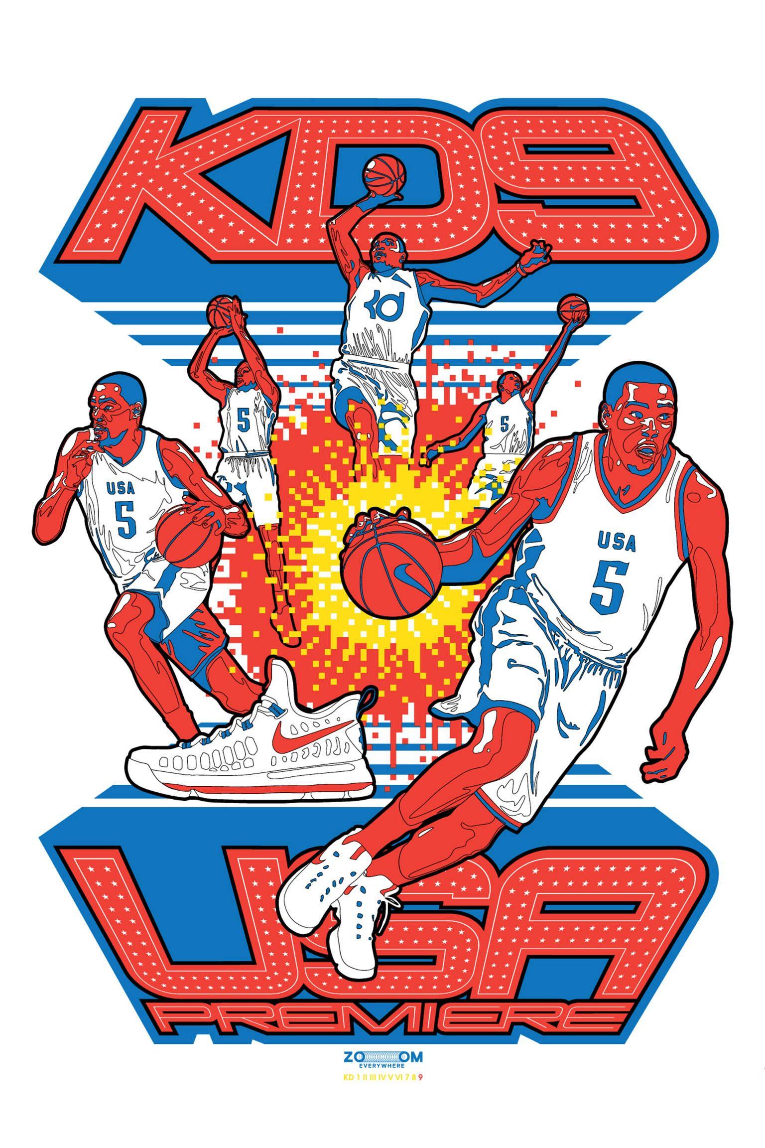 Art of Sneakers: Nike KD-signaturserien