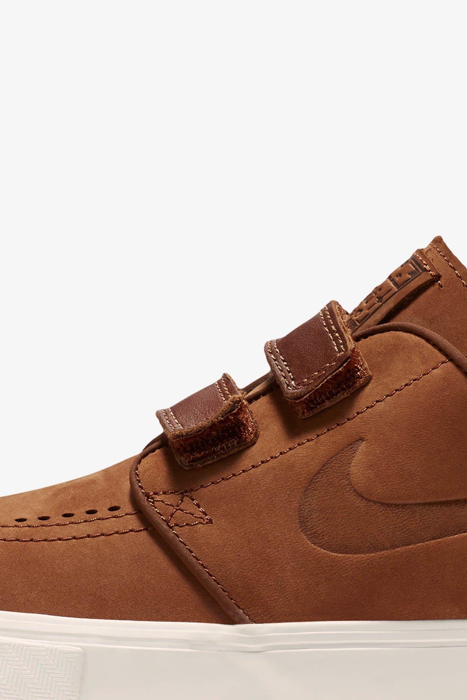 Nike SB Zoom Stefan Janoski Premium AC 'Baroque Brown'