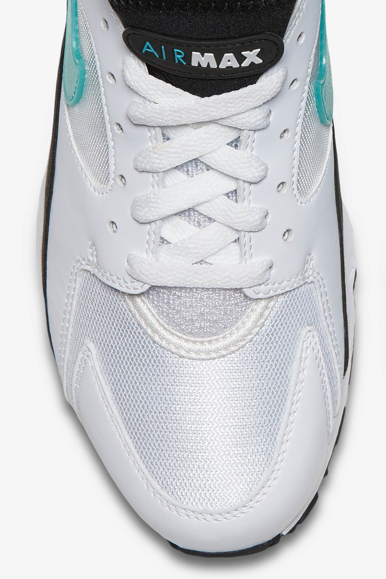 Nike Air Max 'White & Sport Turquoise' Release Date