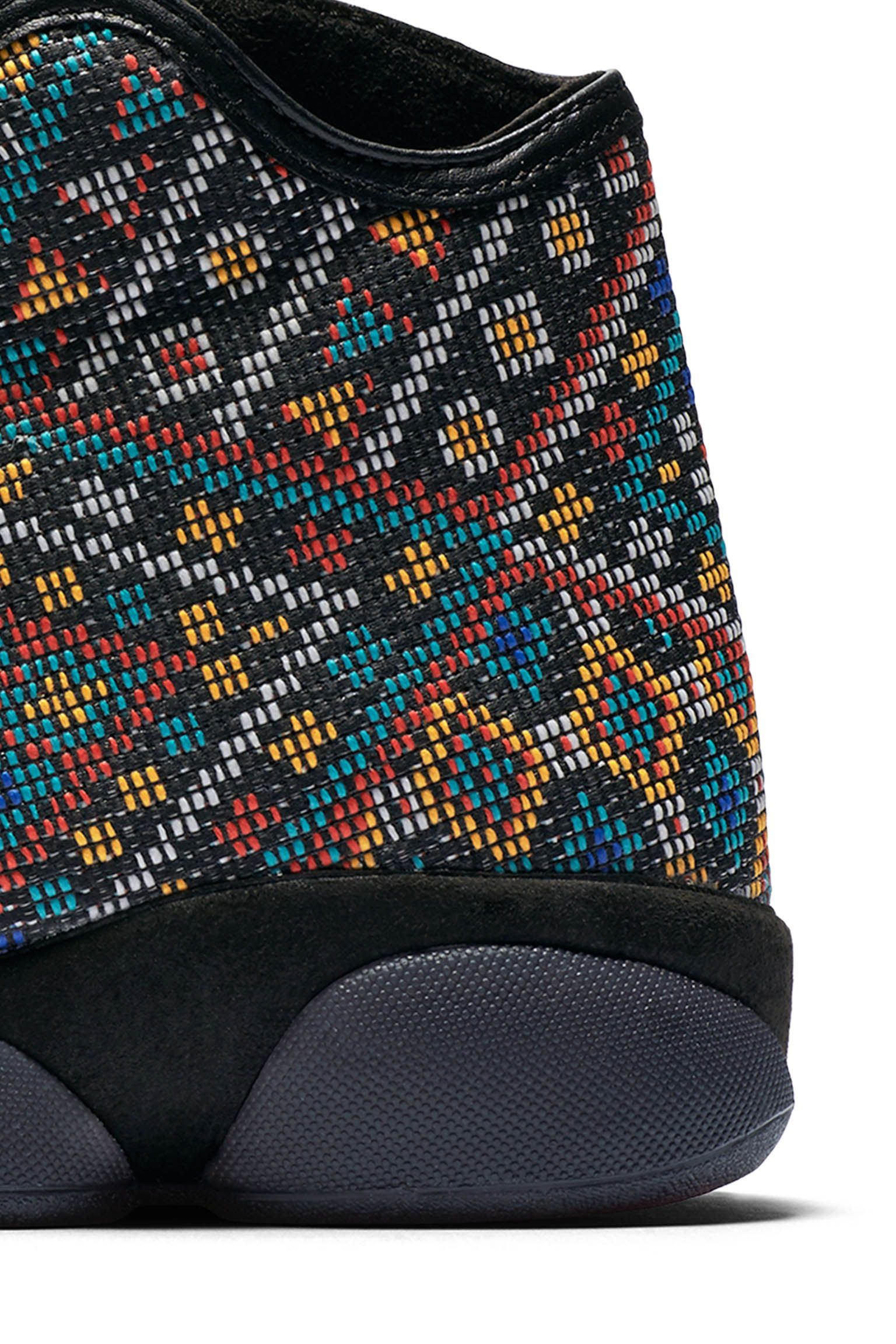 Jordan Horizon 'Black Multi-Color' Release Date
