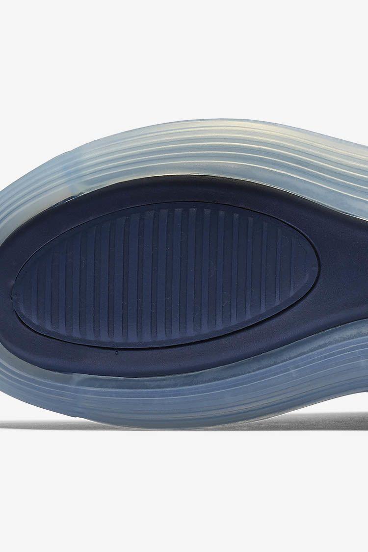 Nike Women's Air Max 720 'Metallic Silver & Midnight Navy' Release Date