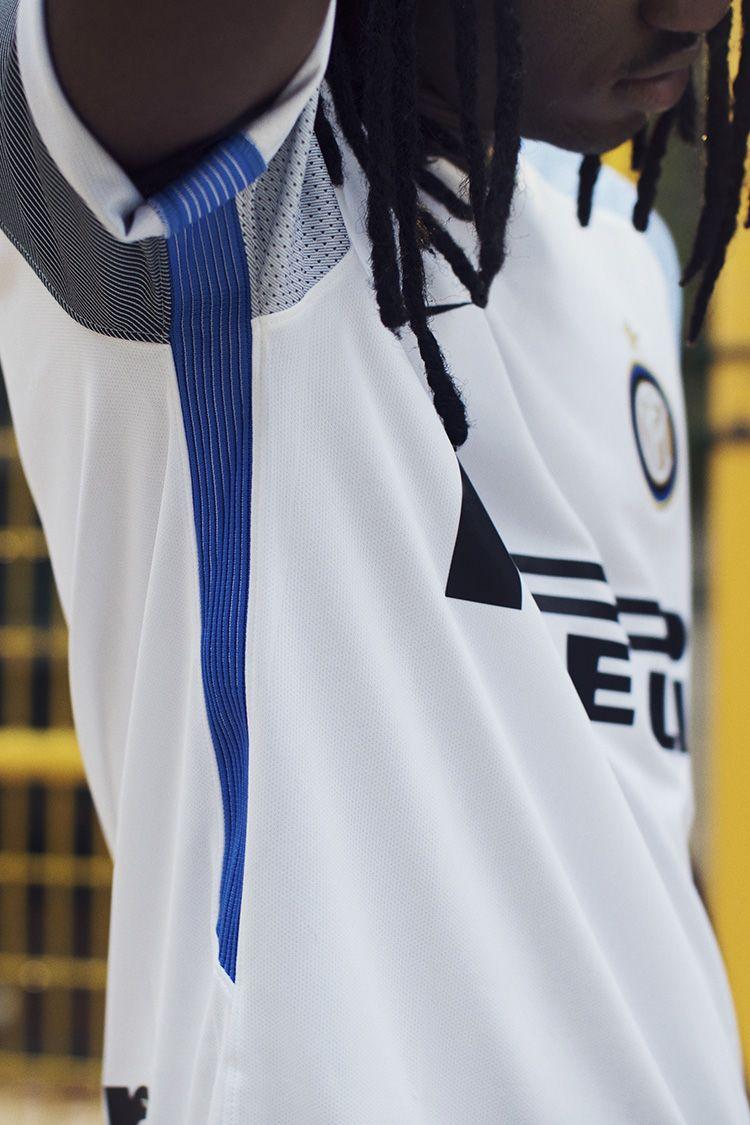 Kit de local del Inter de Milán para la temporada 2017/18