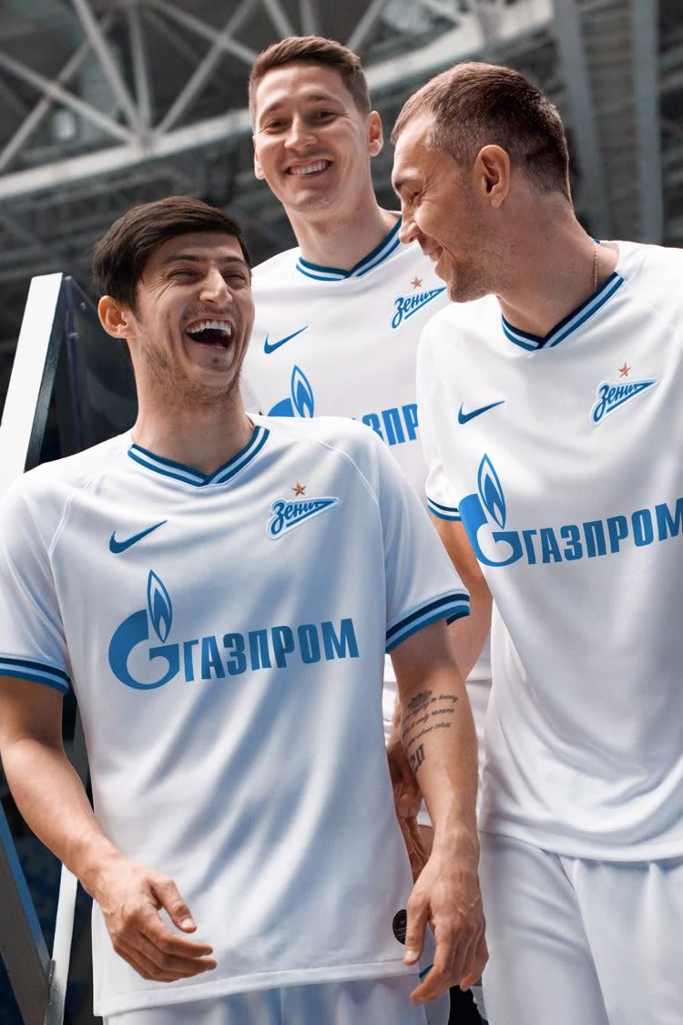 2019/20 Zenit Stadium Away Jersey