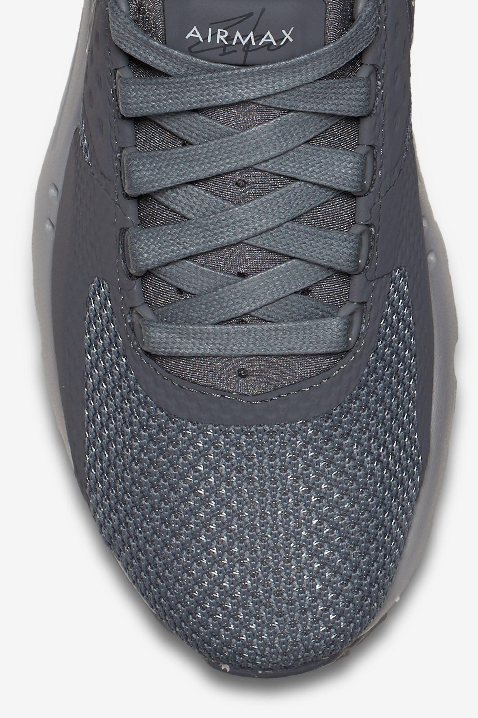 Nike Air Max Zero 'Cool Grey' Release Date