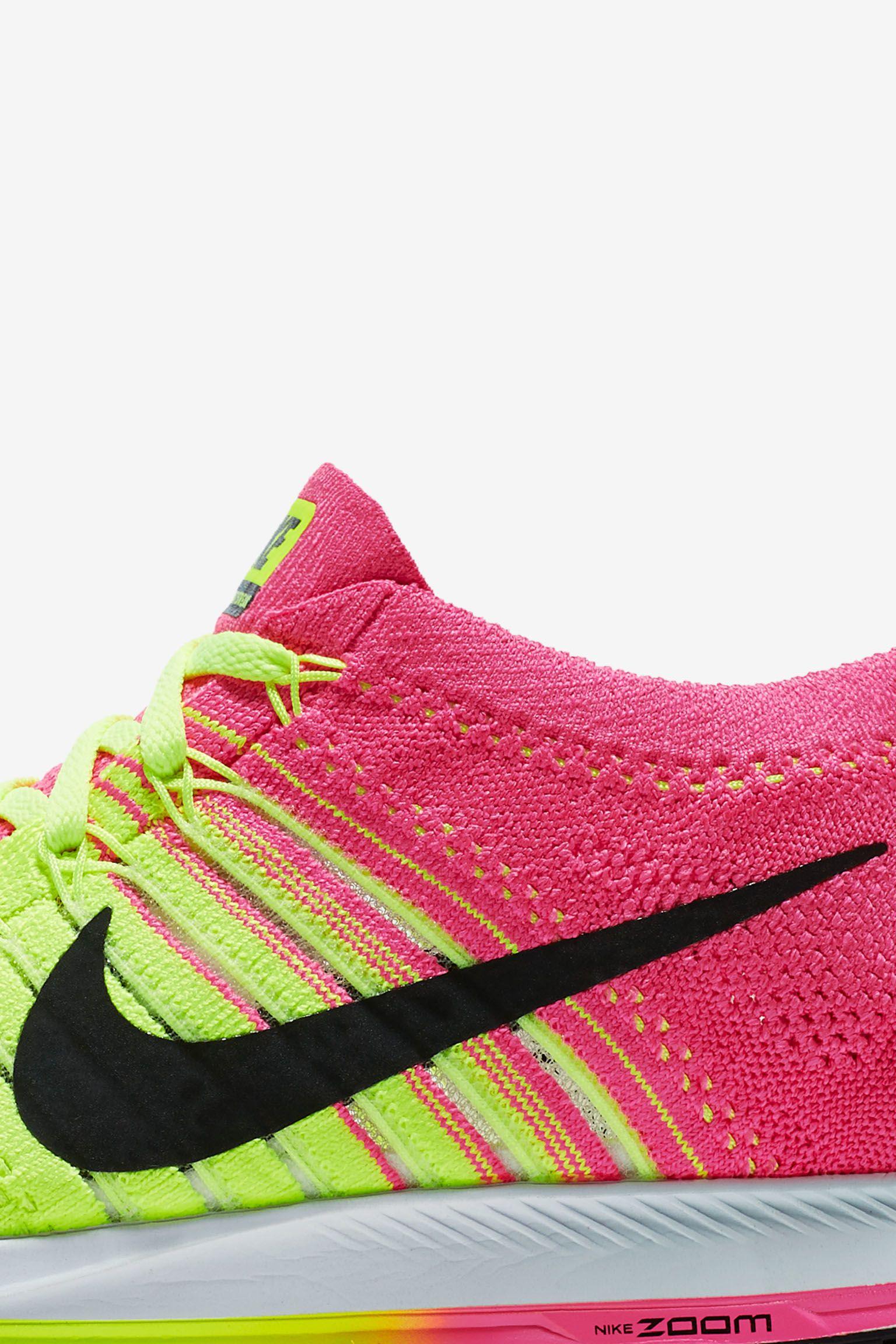 Nike Zoom Flyknit Streak 6 'ULTD'