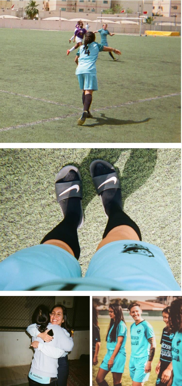 Grassroots Game Bahrain Ravens FC