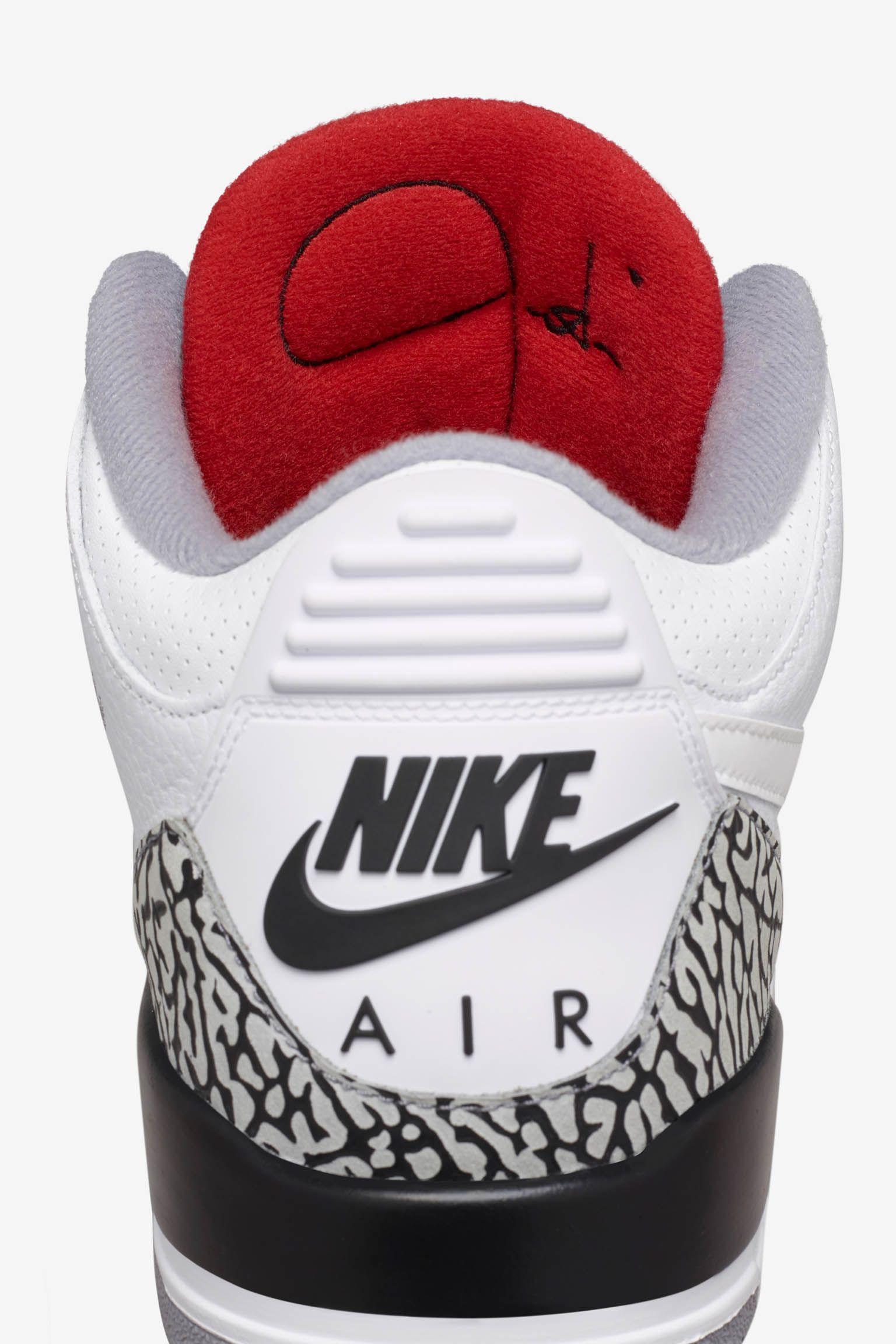 Air Jordan 3 'JTH' Release Date