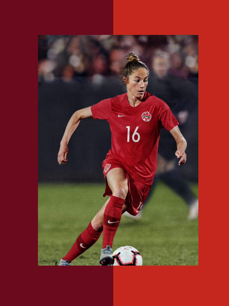 Canada Women's National Team 2019