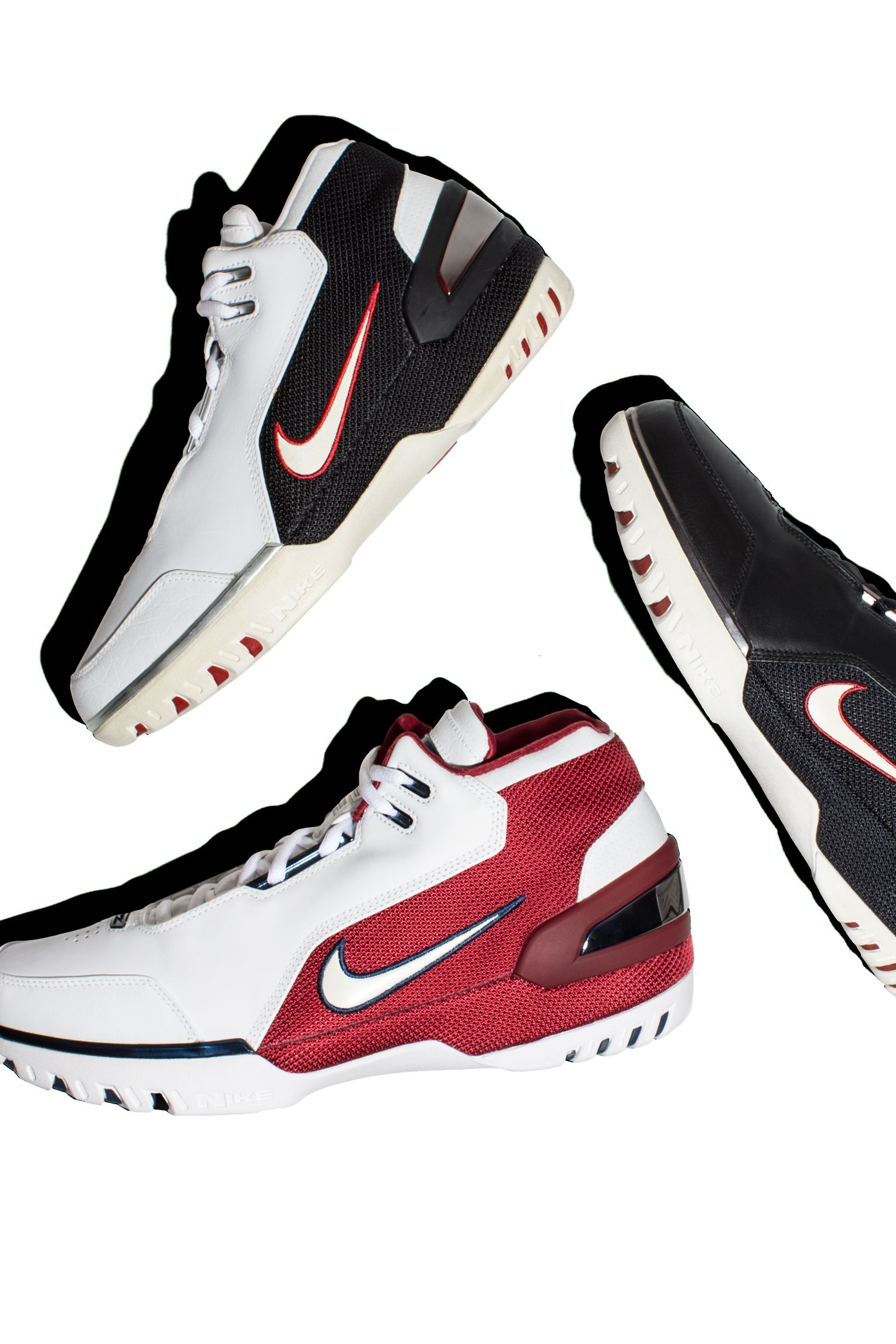 À l'origine du design : Nike Air Zoom Generation