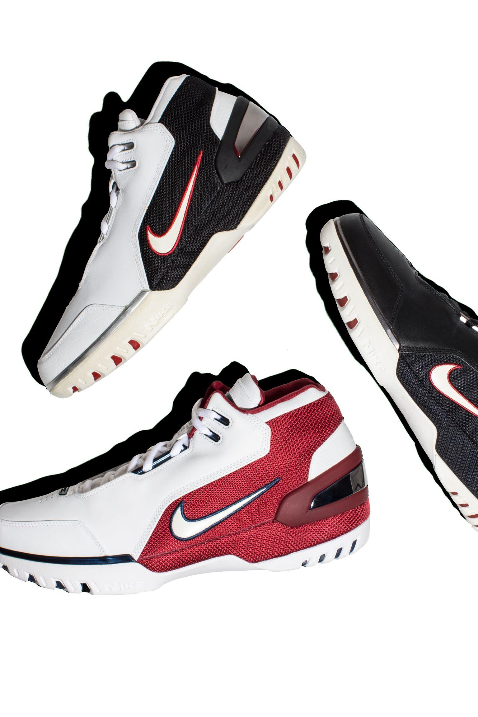 Informacje o projekcie: Nike Air Zoom Generation