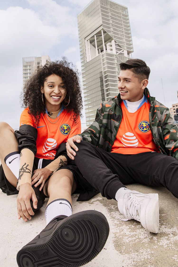 Nike 2019 Club America Alternate Kit
