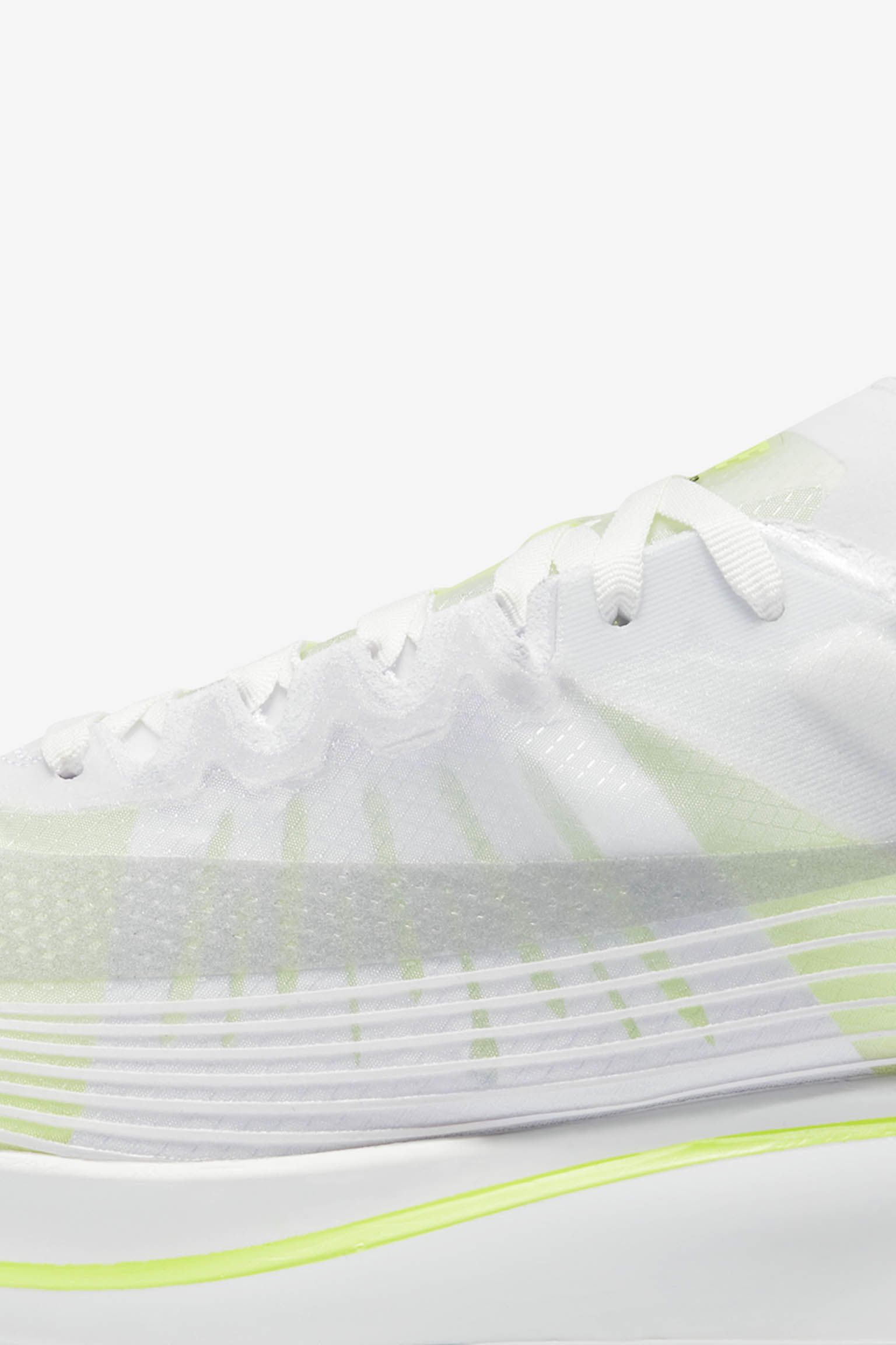 Nike Zoom Fly SP 'White & Volt Glow' Release Date