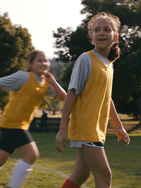 Getting girls in Sport