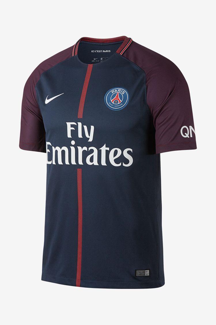 outlet store 77082 50d9c Nike Paris Saint-Germain 'Neymar Jr Stadium Home Kit'. Nike ...