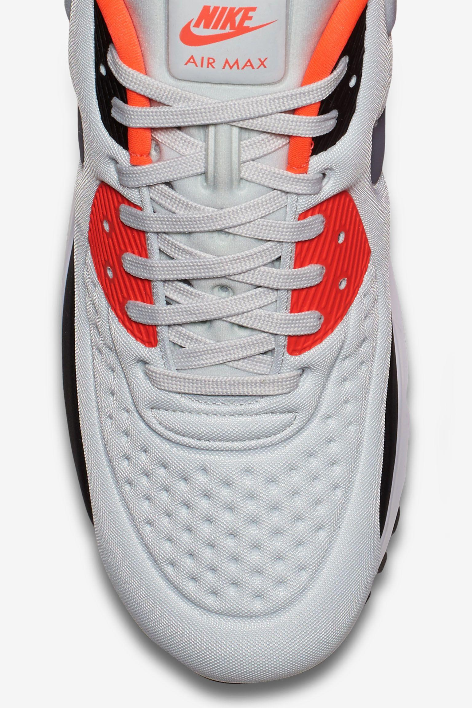 Nike Air Max 90 Ultra Plush 'Infrared'