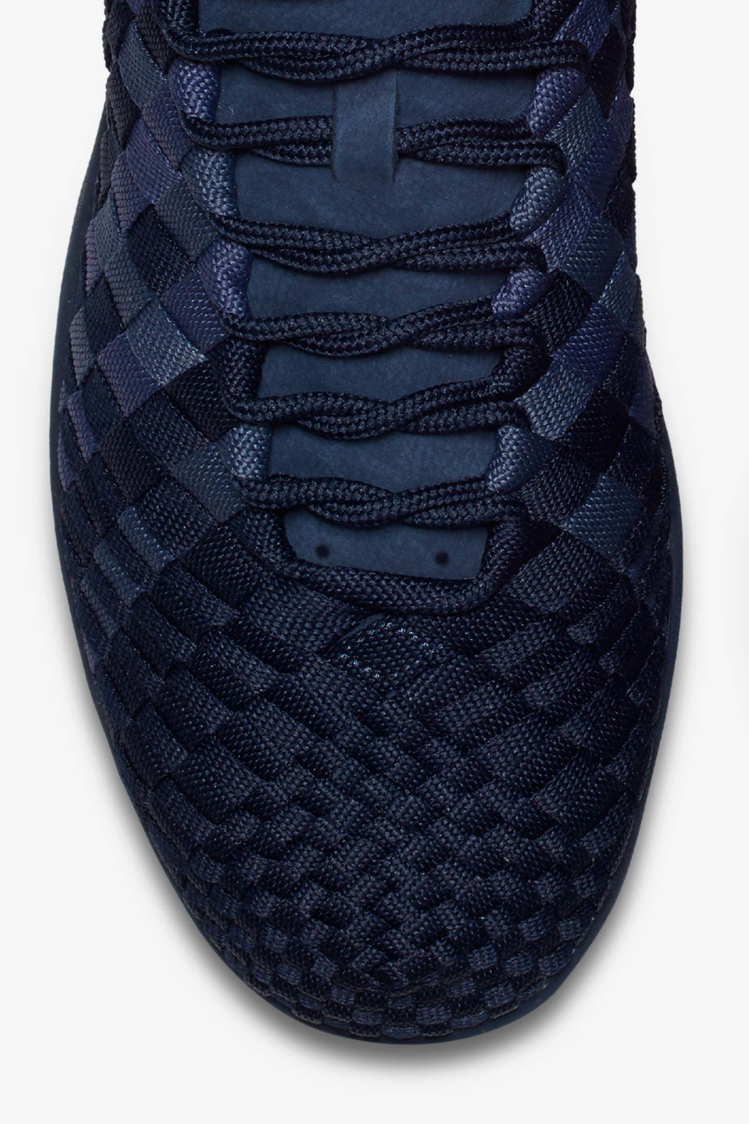 Nike Air Vapormax Inneva 'Midnight Navy & Metallic Silver' Release Date