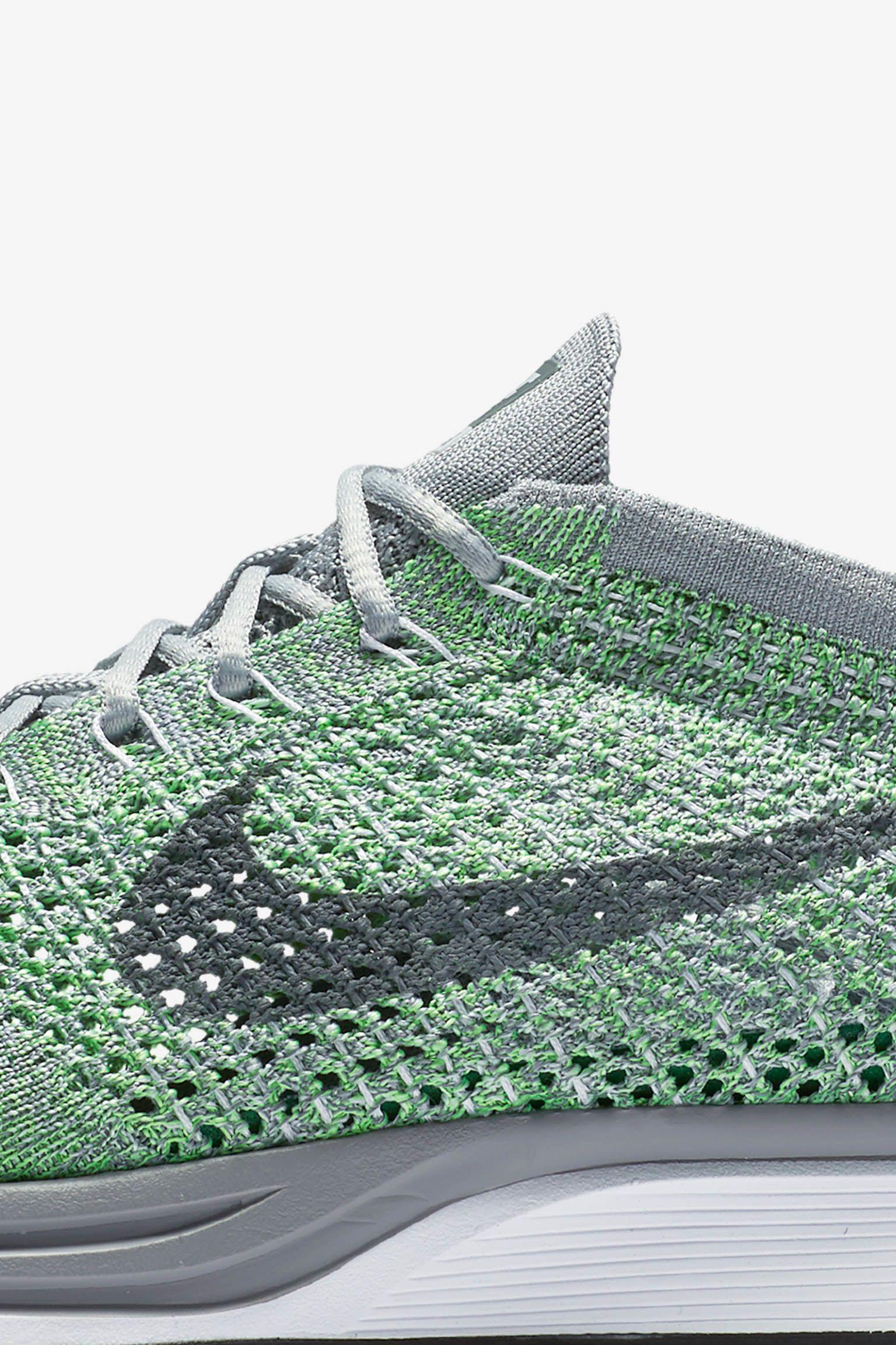 Nike Flyknit Racer 'Pistachio' Release Date