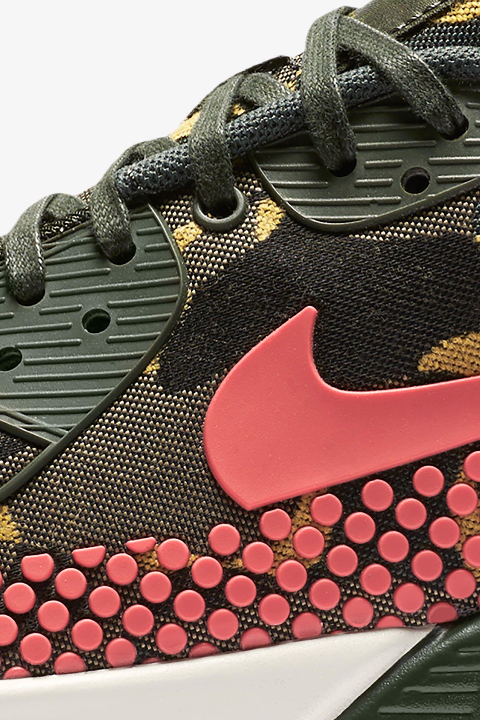 Women's Nike Air Max 90 'Jacquard Camo'