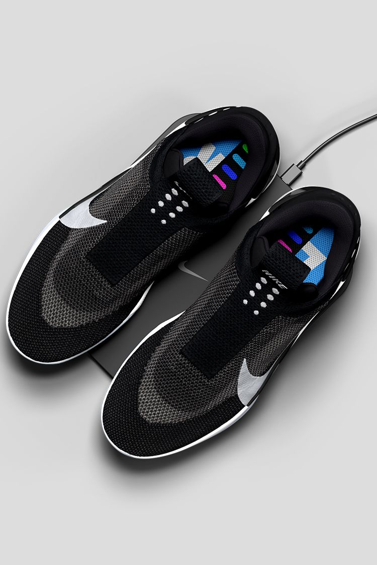 Nike Adapt BB 'Black & Photo Blue & Reflect Silver' Release Date
