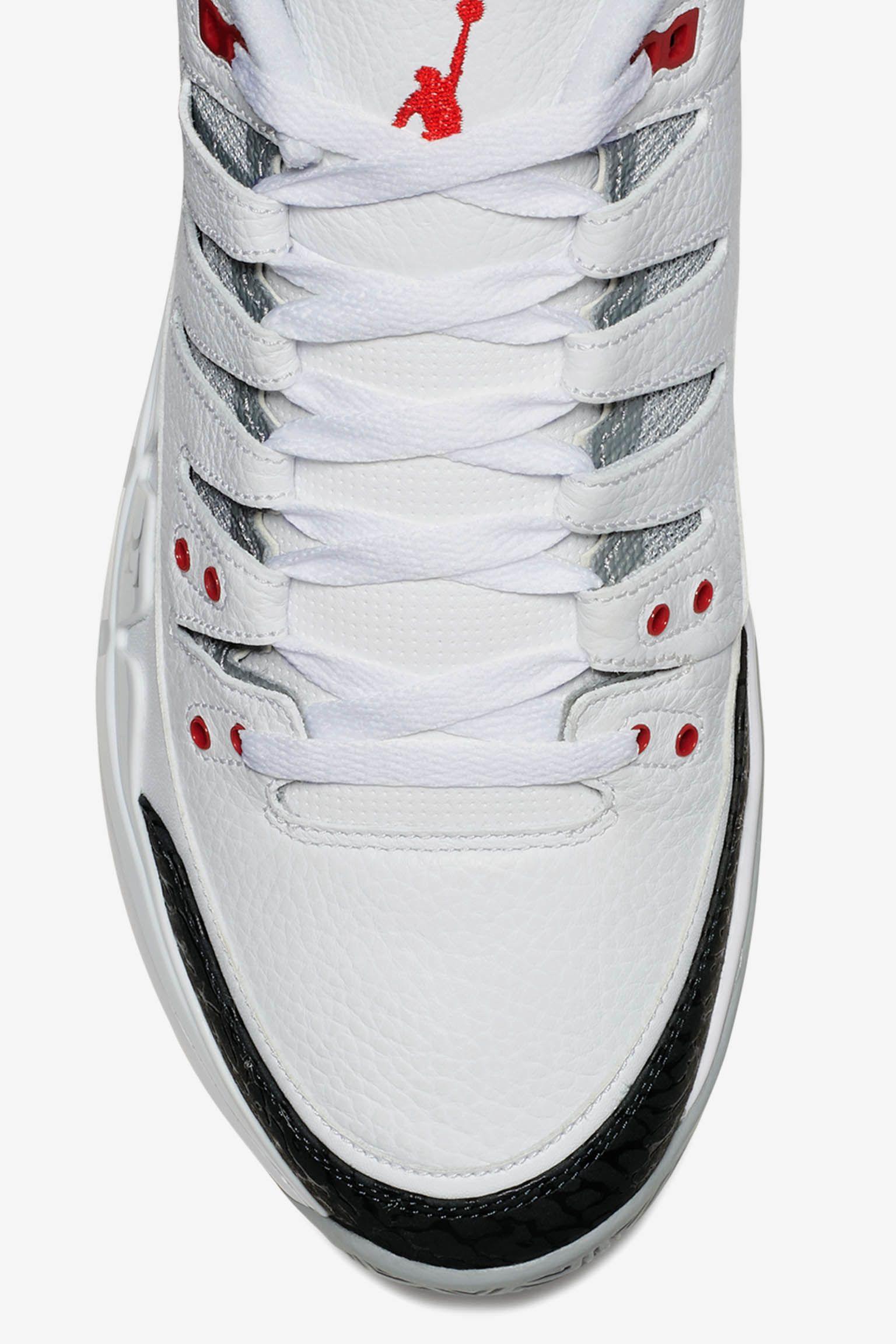 NikeCourt Zoom Vapor RF x AJ3 'Fire Red'