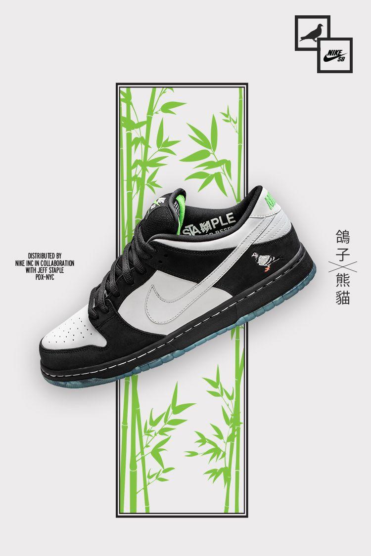 Nike SB Dunk Low Pro 'Panda Pigeon' Release Date