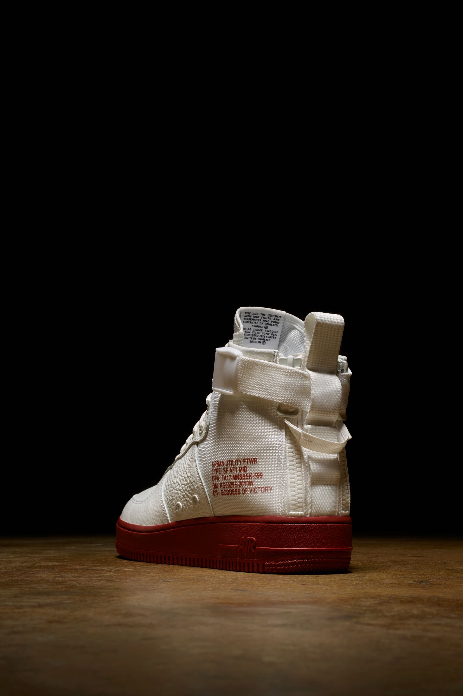 Nike SF AF-1 Mid 'Ivory & Mars Stone' Release Date