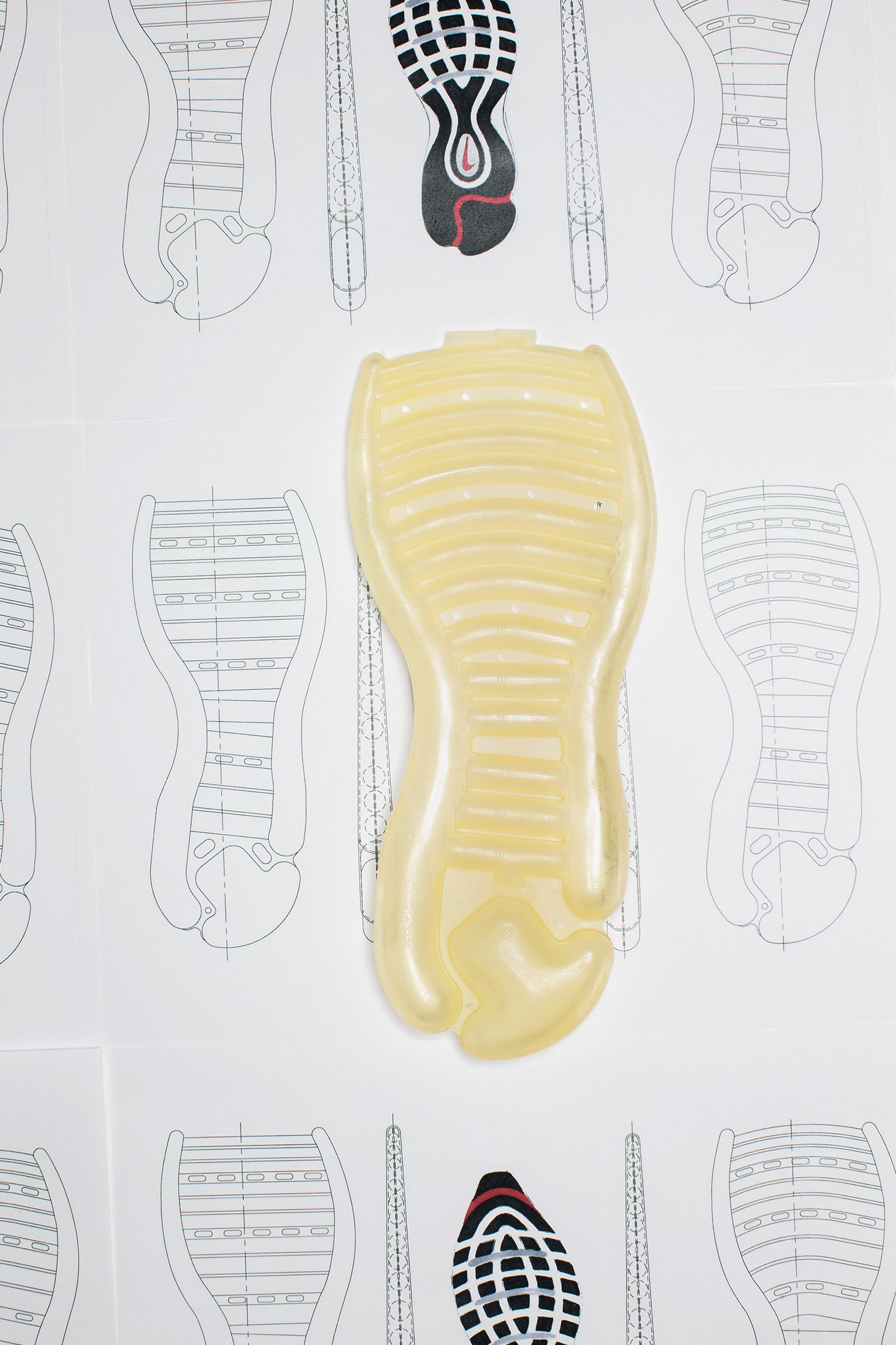 Behind the Design: Nike Air Max 97
